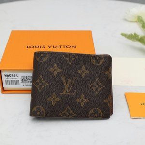 Ŀọụiṣ Ṿụiṭṭọṇ Brown Monogram Wallet